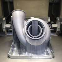 Metal Printed Pump Housing