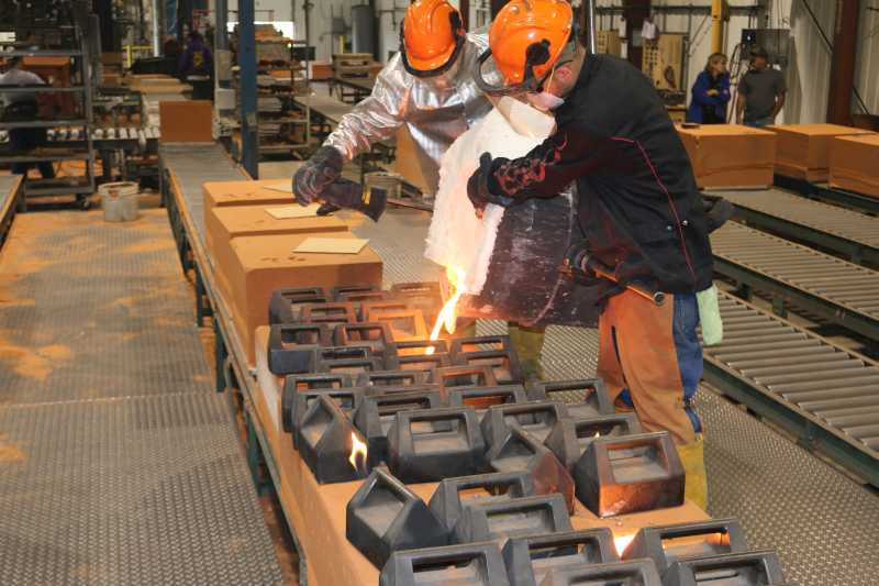 Innovative Classroom Approach ~ Innovative castings technologies